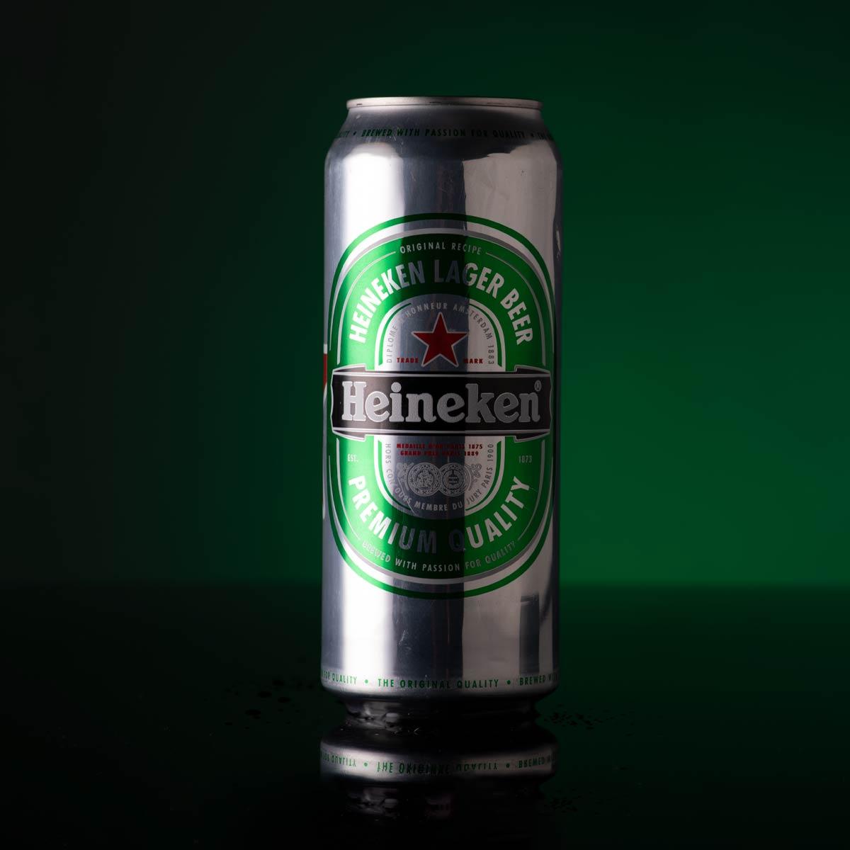 Brownsugr, Heineken