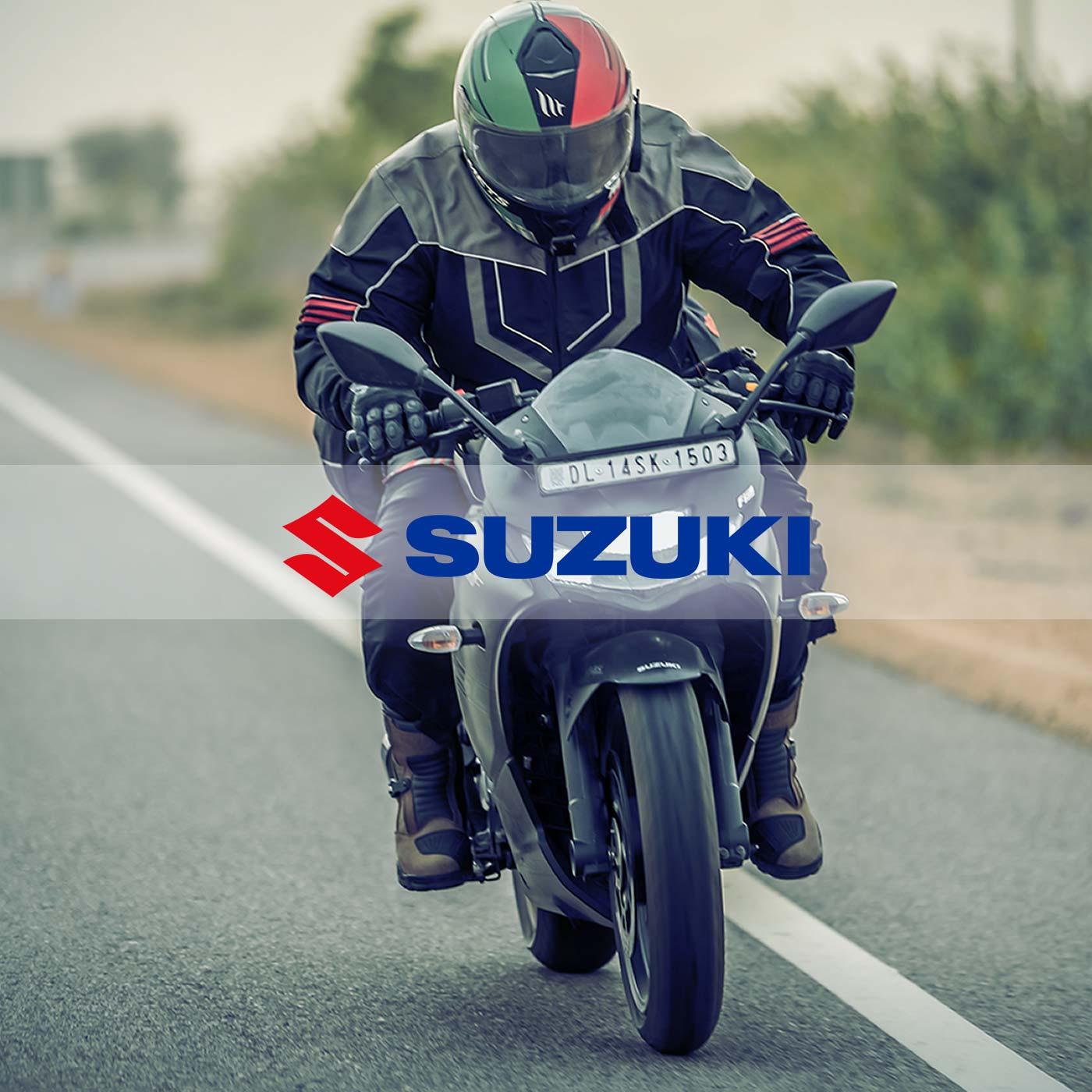 Brownsugr, Suzuki India